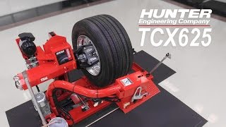 TCX625 Heavy Duty Tire Changer from Hunter Engineering