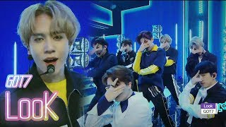 [Comeback Stage] GOT7 - Look, 갓세븐 - 룩 Show Music Core 20180317