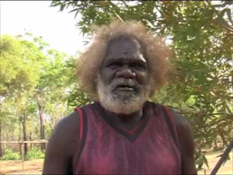 Bob Burduwal, didgeridoo (mago) maker extraordinaire
