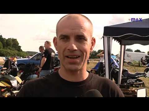 MAX 50 - zlot motocyklistow w Polanowie