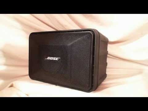 SOLD: Just One - Bose Model 101 Music Monitor - 1984 Single Speaker ...