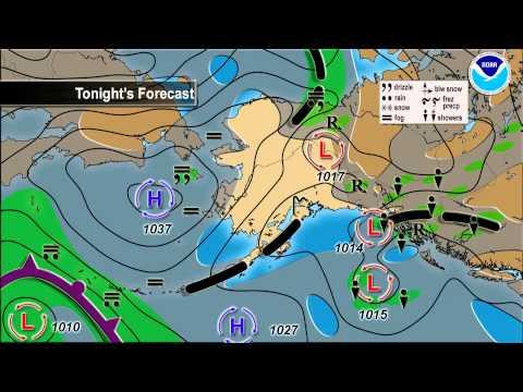 June 15, 2015 Alaska Weather Daily Briefing