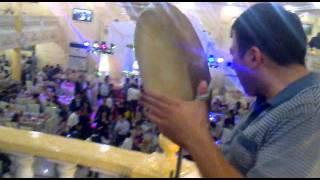 Шерзод Жамолов доул, доира, барабан Самарканд туй 2011.mp4