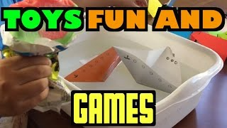 Origami easy for beginners kids - How to make a boat out of paper