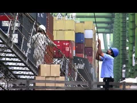 Megastructures HD! - Singapore, world's busiest port (3 of 5)