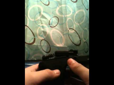 how to fix a broken BB gun