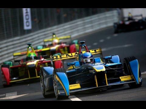 FIA Formula E Beijing ePrix 2014
