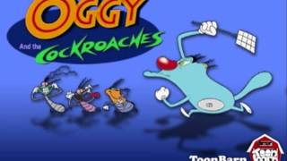 Official Oggy and the Cockroaches Ending Theme Song