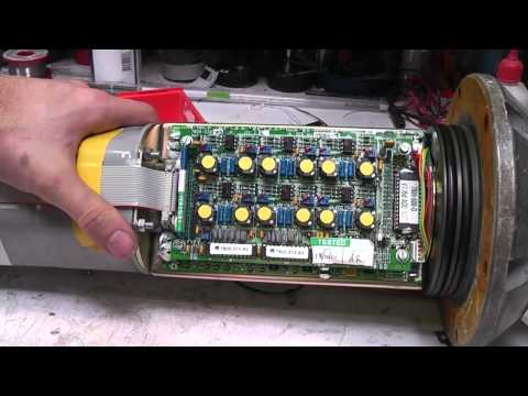 COMPATT Sonar transponder teardown