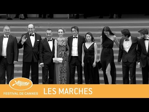 AYKA - Cannes 2018 - Les Marches - VF