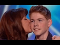 Mother And Son Deliver An Emotional Touching Performance