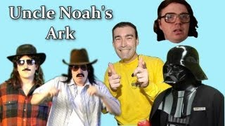 Download Lagu Uncle Noah's Ark feat. The Wiggles' Greg Page, Chad Vader & Hal Thompson Gratis mp3 pedia
