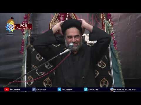 Maulana Syed Ali Raza Rizvi 2019  3 Moharram  3 September 2019  Rizvia Society