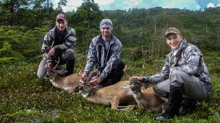 SE Alaska 2013   DIY Sitka Blacktail Hunt (Part 2)