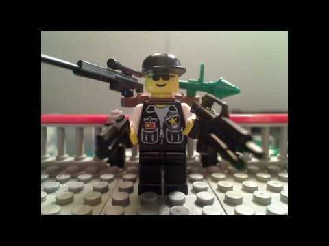 Lego Weapon Store 4