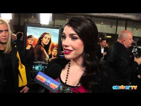 Stephenie Meyer Interview - 'The Host' Premiere