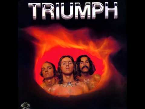 Triumph - Street Fighter Man