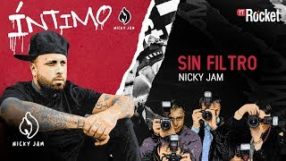 1. Sin Filtro - Nicky Jam | Video Letra
