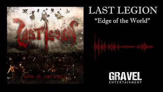 LAST LEGION - Edge of the World (audio)