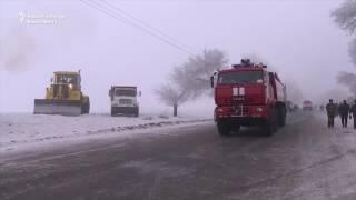 Turkish Cargo Plane Crashes In Kyrgyzstan, Killing More Than 30