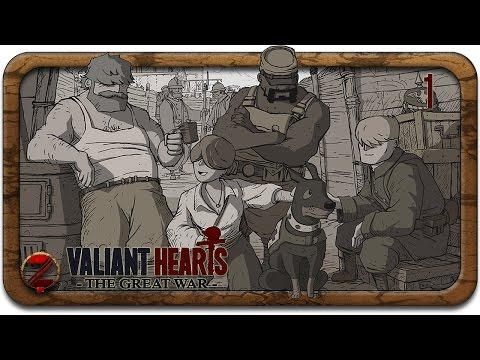 Valiant Hearts #1 Primer combate Serie en Español