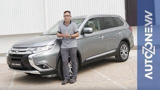 [Autozone.vn] Đánh giá nhanh Mitsubishi Outlander lắp ráp tại Việt Nam