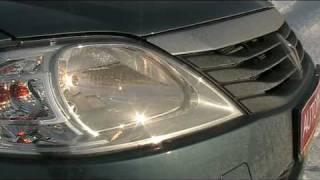 Тест-драйв обновленного Renault Logan
