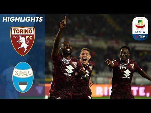Torino 1-0 SPAL | Nkoulou segna il gol della vittoria! | Serie A