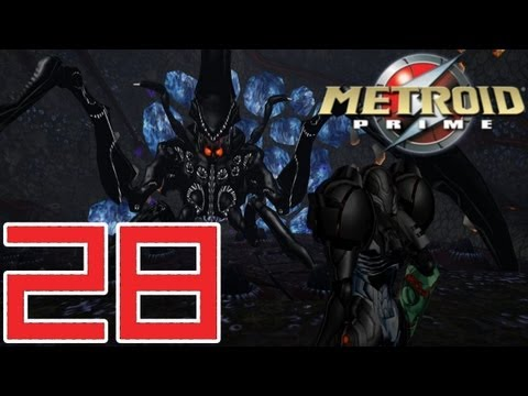 Let's Replay - Metroid Prime [100%] [Hypermodus] - Deutsch (Part 28) [FINALE]