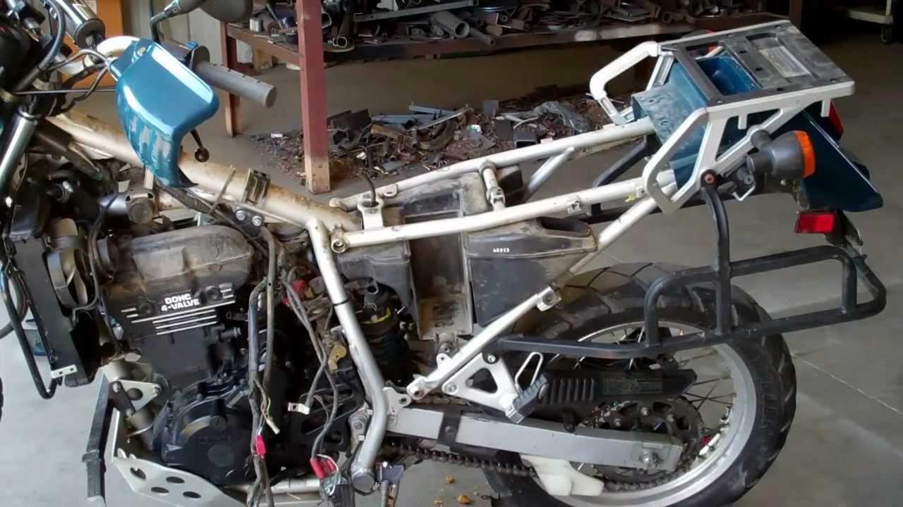 Kawasaki Klr Battery