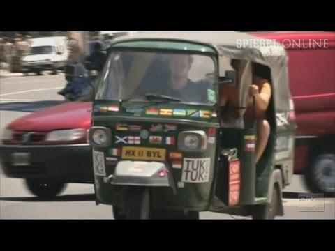 Tuk-Tuk-Tortur: 42.000 Kilometer mit der Rikscha