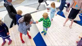 Khu vui chơi trẻ em - THE GLOBE