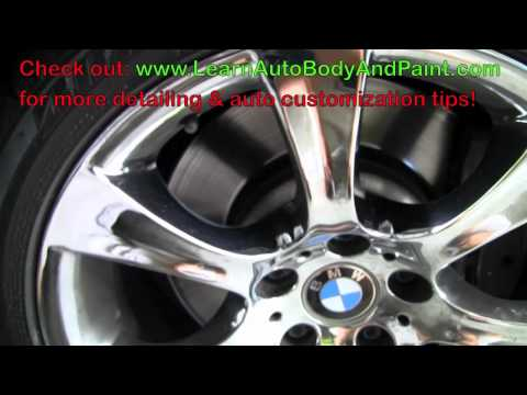 How To Clean Chrome Rims & Wheels - Cleaning Chrome Rims FAST & Easy Way!