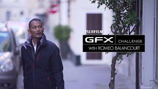 GFX challenges with Romeo Balancourt / FUJIFILM