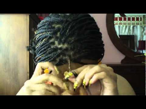 New Protective Style (2011) Box Braids ?