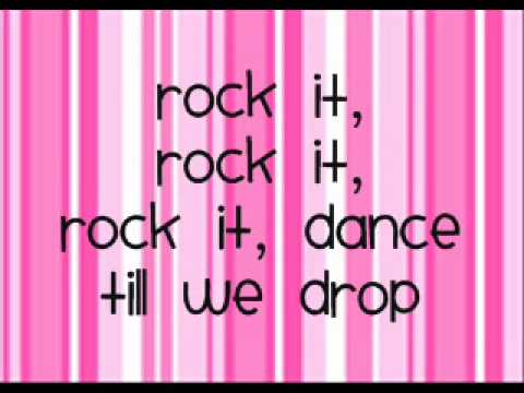 It's On - Camp Rock 2 - Lyrics video