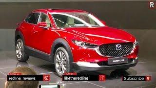 2020 Mazda CX-30 – Redline: First Look – 2019 Geneva Motor Show