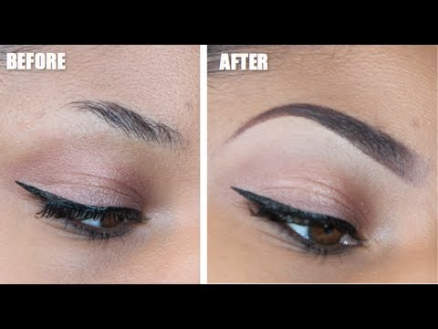 The perfect eyebrow pencil grip