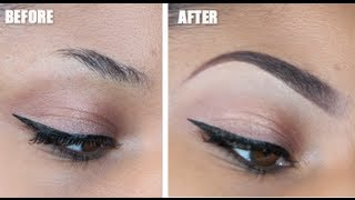 The Perfect Eyebrow | Tutorial - Durée : 3:48.