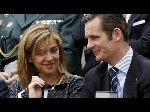 Princess Cristina charged with money laundering and tax evasion
