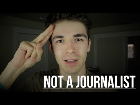 Not A Journalist | TimH