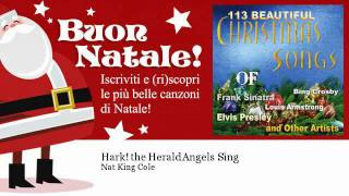 Watch Nat King Cole Hark The Herald Angels Sing video