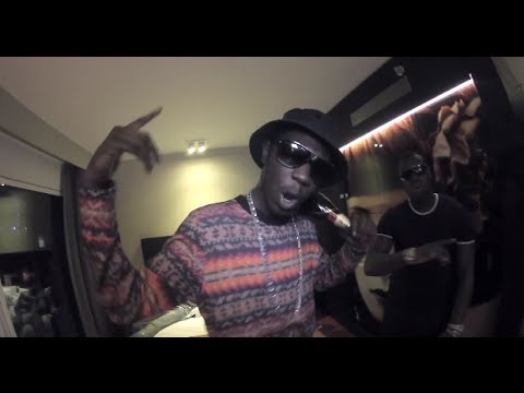 Frenchy LeBoss feat Squeeks - Work [Music Video] @FrenchyLeBoss | Link Up TV