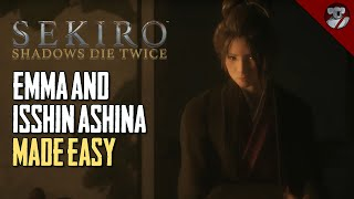 SEKIRO: How to Beat Emma and Isshin