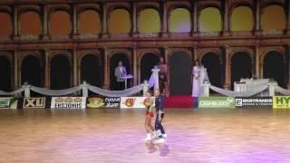 Darina Kozlova & Alexey Kondrashin - Europameisterschaft 2016