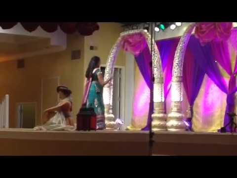 Krimas Dance. muje Sajan Ke Ghar Ja Na Hai video