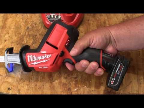 Milwaukee M12 FUEL™ HACKZALL® Reciprocating Saw Kit