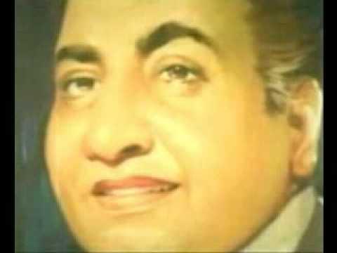 mohd rafi ghazal-kisi ki yaad mein payi