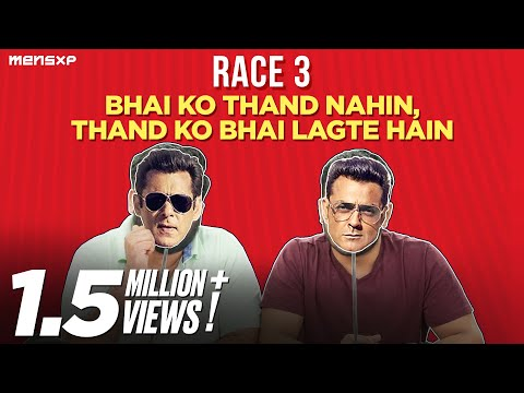 MensXP: Honest Race 3 Review | What We Thought About Race 3
