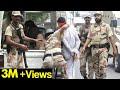 Dunya News   Karachi: Sohrab Goth Sealed Off As Rangers Operation Continues